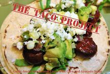 The Taco Project / Here are all of the taco recipes that I've created!