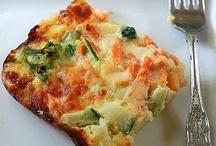 Recipes - Vegetarian Breakfast Casseroles
