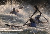 Canoe Slalom photography