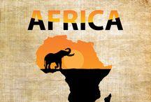 Crafts: International - Africa
