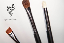 Eye Makeup Brush Sets / by Cammie's Makeup Biz