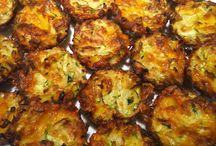 RECIPES - Courgettes