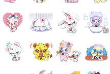 Manga Tiere