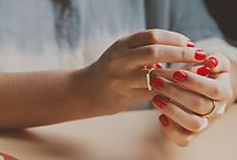 Hände / Nalls,Hands nailpolish