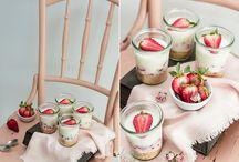 Leckermäulchen / Süßes Backwerk und Dessert