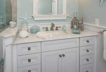 Bathroom Ideas / by Nancy Dunitz