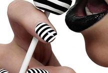 Nailart / Kunst op je nagels.