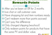 Essential Rewards - Young Living / by Misty Thurmond