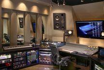 Recording Studio / Recording Studio Layouts