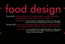 our food design  / by To.Taste Food & Design