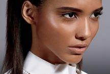 black women / by Aline Gonçalves makeup
