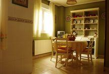 casasconencanto / Espacios y ambientes especiales de viviendas comercializadas por Inmobiliaria Cantabria
