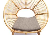 I want a rattan chair