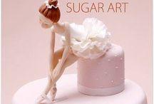Sugar Art Ballerina