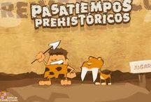 Prehistoria / by Patricia Cabrejas