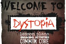 Dystopia Lessons and Activities / Dystopia Lessons and Activities