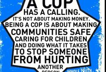 Back the Thin Blue Line
