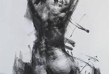 Body/life drawing