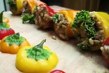 My vegan recipes / by Sierra Hawksley Ⓥ