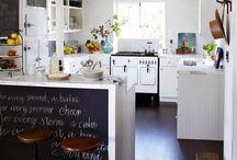 kitchens. / #kitchen #design #inspiration / by brettVdesign - interior designer + blogger