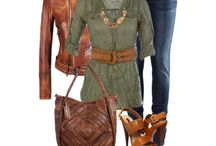 blouse & jeans (bluzka i jeansy)