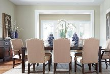 Dining Room Furniture Inspiration / Dining Room inspiration for all styles.