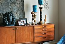 Mid century furniture & stuff