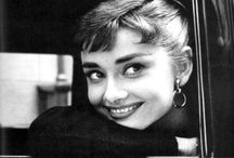 audrey hepburn / She's always graceful and gorgeous.