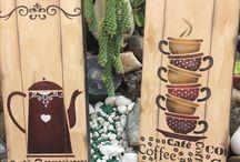 stencil café