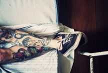 Ink! :D / by Ashton Williams