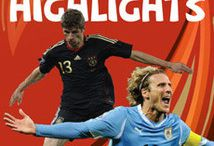 Official FIFA World Cup DVDs / Highlights, Goals, Saves, Player Profiles and more from the most watch sporting event in the world