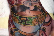 tattoo art old school style