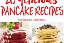 pancake so delicious!