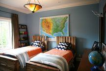 O's bedroom ideas