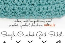 grit stick crochet