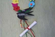 χελιδονια και πουλια