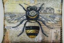 bees / by Ingrid Dijkers