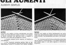Tecniche di maglia