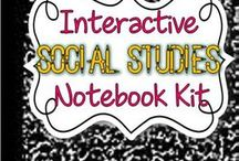 Social Studies / by Mike and Cindy Crabtree
