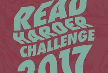 2017 Reading Challenges / There are so many reading challenges out there, so we've gathered some that you might want to check out- and some books that would fit well within them.
