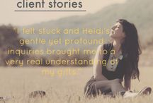 Client Stories. / Real life women making real life changes.  We all have a story, and it needs to be told.  How you tell your own story creates the life you are living.  Witness the before and after stories of these courageous women.