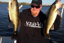 Devils Lake ND  Open Water Walleye Fishing Brian Brosdahl Promotions