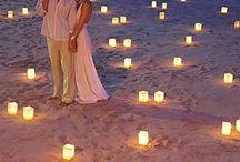 Praia / Estilo litoral. Casamentos, lua de mel, looks, férias.