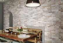 2016 Trend : Industrial / Hot for 2016 - the industrial look continues to gather momentum and Welby & Wright has a fab selection of tiles to help re-create that wood, metal, glass & stone look.