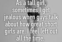 pretty tall