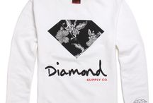 Diamond supply co samples / Samples