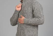 #Menswear Favorites at Blarney / Browse through our favorite Irish menswear styles available on Blarney.com including Aran cardigans and sweaters, Irish knitwear accessories, flat caps as well as men's t-shirts and sweatshirts. Shop at https://www.blarney.com/mens-clothing/