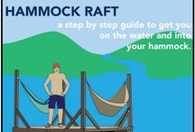 Rafts & diy rafts