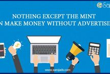 Media Designing Services in Delhi / Nothing except the mint can make money without adverting.