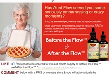 """How's your flow? / """"How's your flow?""""   """"Comment"""" below with a PMS or menses story & you will automatically be considered to win a FREE 3-month supply of Before the Flow™ and After the Flow™ and be a participant in our intervention study  """"Like"""" our post to be entered to win a 3-month supply of Before the Flow™ and After the Flow™."""